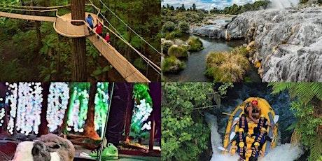SAN - Rotorua Weekend Trip tickets