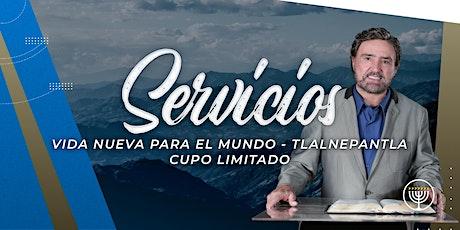 VNPEM Tlalnepantla - Servicios dominicales 4 de Octubre entradas