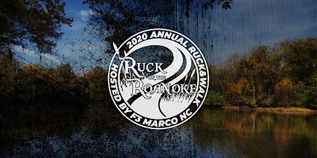 Ruck on the Roanoke 2020 tickets