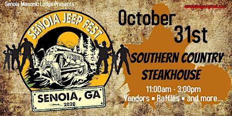 Senoia Jeep Fest 2020 tickets