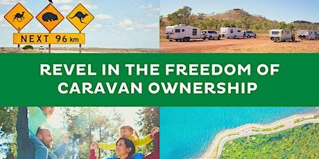 Caravan Partnership Launch Event tickets