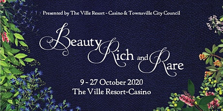 2020 - Beauty Rich & Rare - Registrations tickets