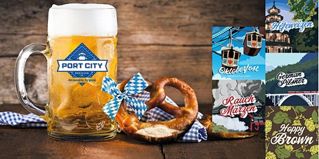 Port City Oktoberfest Beer Dinner tickets