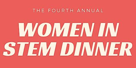 Women In STEM Dinner 2020 tickets