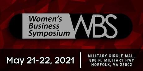 Women's Business Symposium 2021 tickets