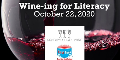 Wine Tasting for Literacy tickets