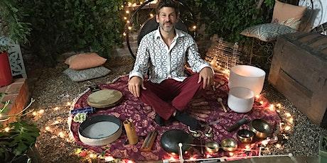 Full moon outdoor Sound Bath w/Guided meditation tickets