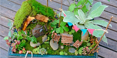 Mini Magical Garden Creations 2.30pm session tickets