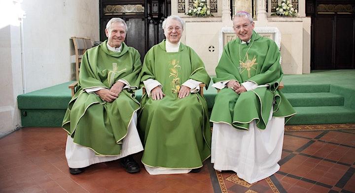 Celebration of  Mass: 4th October to 1st November image