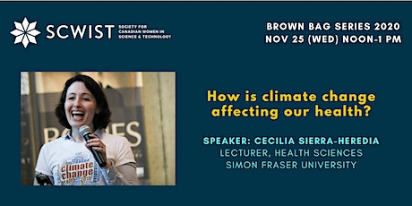 How is climate change affecting our health? tickets