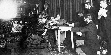 Victorian Seance and Paranormal Investigation tickets