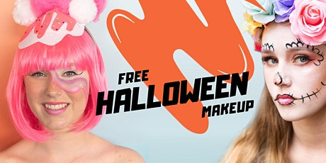 MACARTHUR SQUARE: Halloween Makeup at Roni's Home Depot tickets