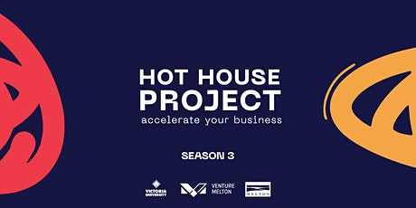 Hot House Project - Soft Pitch Session - Registrations tickets