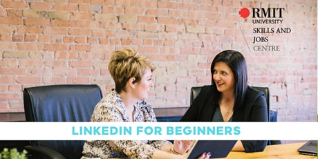 LinkedIn for Beginners tickets