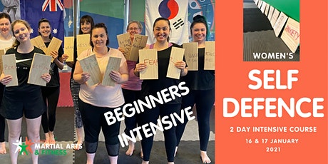 2 Day Intensive Women's Self Defence Course tickets