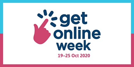Get Online Week: Connecting to Others - Seaford Library tickets