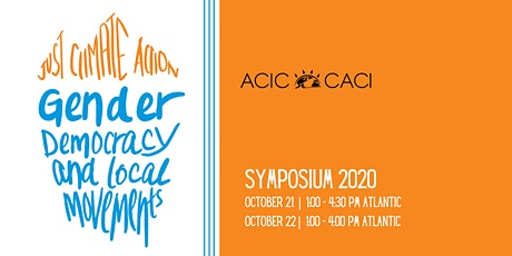 Symposium 2020 | Just Climate Action: Gender, Democracy, and Local Movement tickets