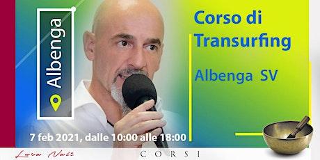 Corso Transurfing Albenga - Luca Nali biglietti
