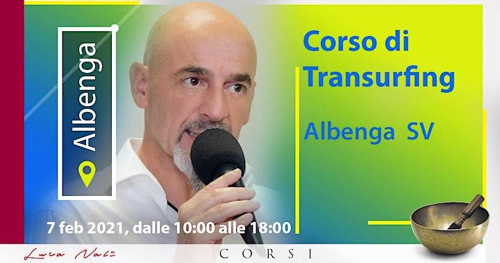 Immagine Laboratorio di Transurfing Albenga - Luca Nali