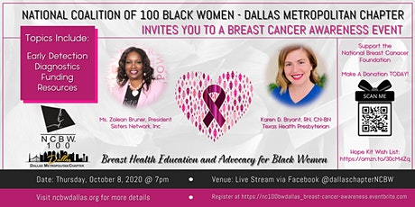 Breast Cancer Awareness - Supporting Our Sisters tickets