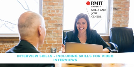Interview Skills - Including Skills for Video Interviews tickets