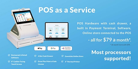 Point of Sale as a Service