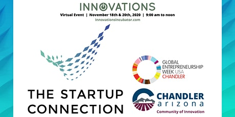 The Startup Connection 2020 - Pivoting or Recovery: A Virtual Two Day Event tickets