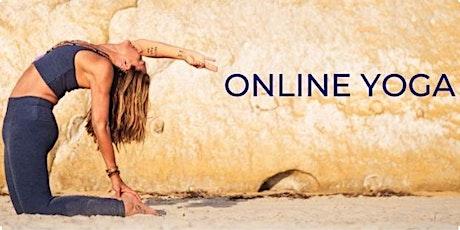 October Yoga: Online Classes with Dana Damara tickets