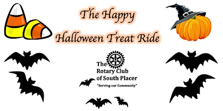 Happy Halloween Treat Ride tickets