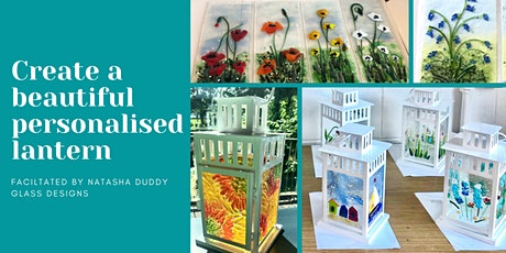 Create your own Fused Glass Lantern workshop tickets