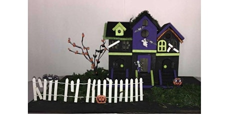 Haunted House Crafting  (10-24-2020 starts at 7:00 PM) tickets