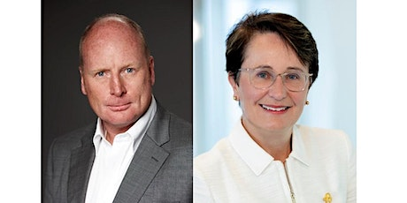 Building Economic Resilience with Ross Greenwood and Lucy Brogden, AM tickets