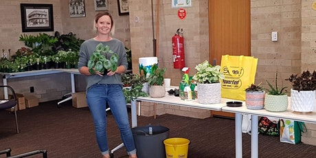 Indoor Plant Propagation Workshop tickets
