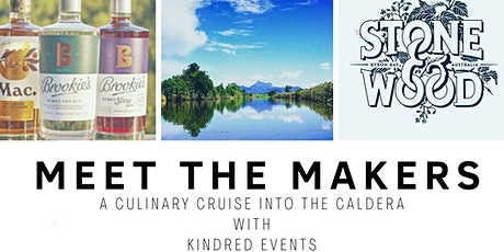 Meet the Makers - A culinary cruise in to the caldera tickets