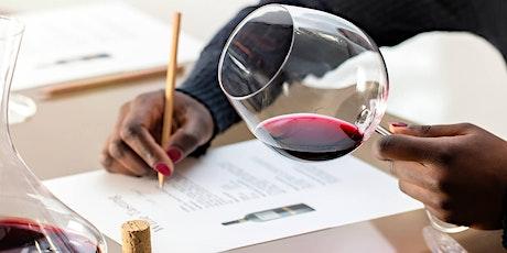Advanced Online Wine Course - November tickets