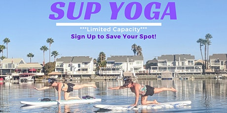 Yoga on the Water - Stand Up Paddle Board (SUP) Yoga on the Delta! (10/10) tickets