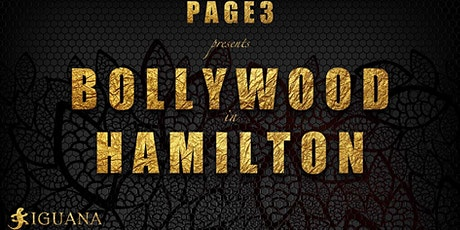 PAGE3 presents Bollywood in Hamilton tickets
