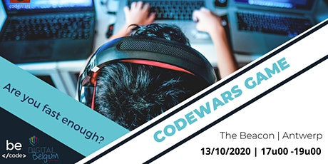 Codewars Competition tickets