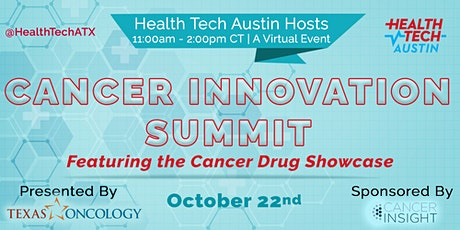 The Cancer Innovation Summit tickets