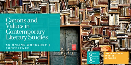 Canons and Values in Contemporary Literary Studies tickets