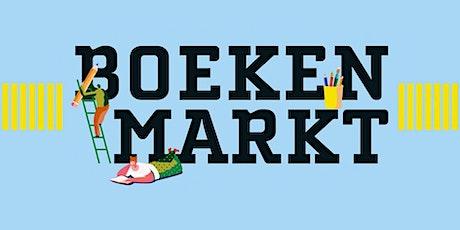 Lannoo's Boekenmarkt Tielt - zaterdag 10/10 tickets