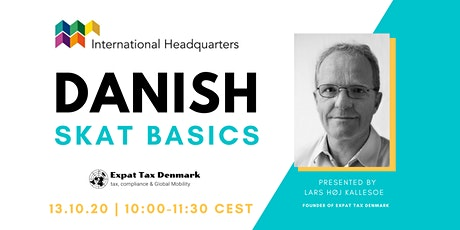 Danish Skat Basics tickets
