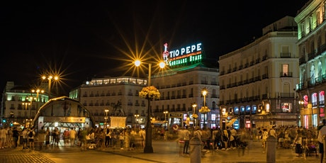 Madrid - Midnight City with Helen Crisp entradas