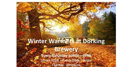 Winter Warmers 10AM - 6PM tickets