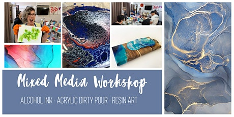 Multi-media Workshop tickets