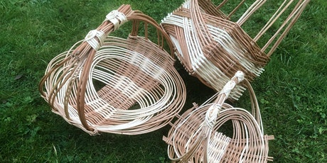 Zarzo baskets - 2 day course tickets