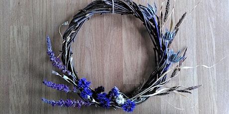 Mindful Autumn Wreath-Making Workshop tickets