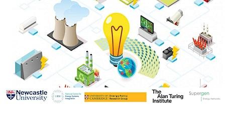 Smart Charging Webinar-Local Flexibility Markets: Developments & Regulation tickets