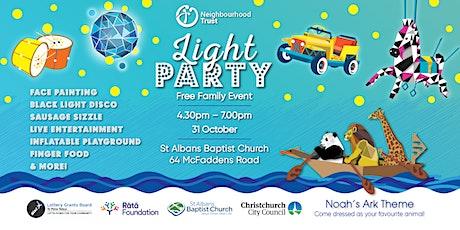 Neighbourhood Trust Light Party 2020 tickets