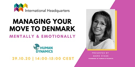 Managing Your Move to Denmark : Mentally and Emotionally